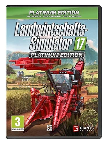 Landwirtschafts-Simulator 2017 - Platinum Edition