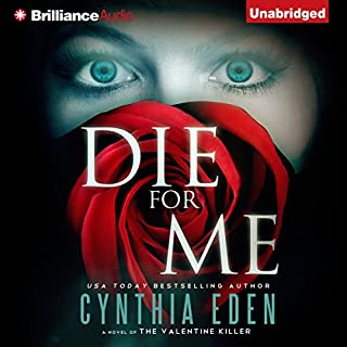 Die for Me: A Novel of the Valentine Killer cover art