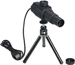 Telescopio digital USB monocular movil con trípode