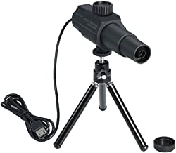Telescopio digital USB monocular movil con trípode