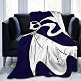 Nightmare Before Christmas Zero Blanket Ultra-Soft Micro Fleece Throw Blanket for Couch Bed Sofa Travelling 50'x40'