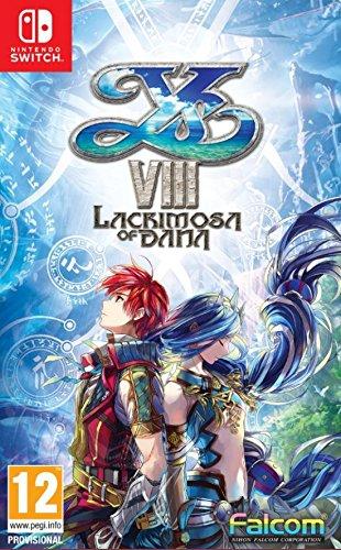 Ys VIII: Lacrimosa of Dana - Nintendo Switch [Importación italiana]