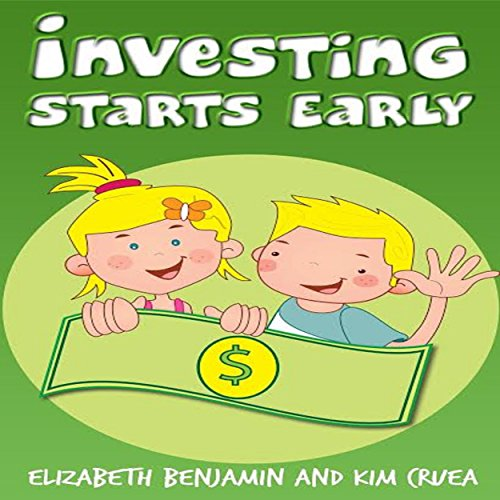 Investing Starts Early audiobook cover art