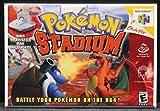 Pokemon Stadium Refrigerator Magnet.