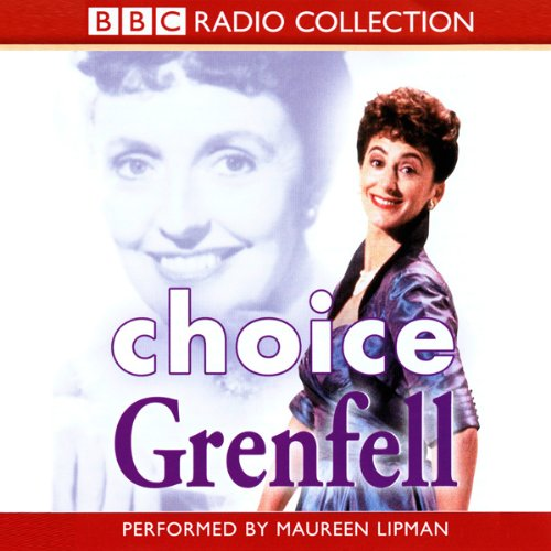 Choice Grenfell audiobook cover art