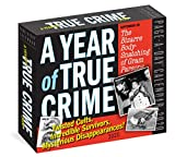 A Year of True Crime Page-A-Day Calendar 2020: Twisted Cults, Incredible Survivors, Mysterious Disappearances!