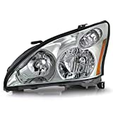 ACANII - For [Halogen Model] 2004-2009 Lexus RX330 RX350 RX400h Facory Style Headlight Headlamp Assembly Driver Side