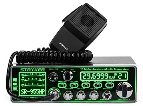 best cb radio for jeep stryker