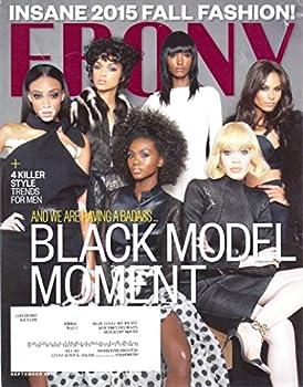 Chantelle Winnie Samantha Archibald Fatima Siad Marquita Pring Diandra Forrest & Milan Dixon - Ebony Magazine