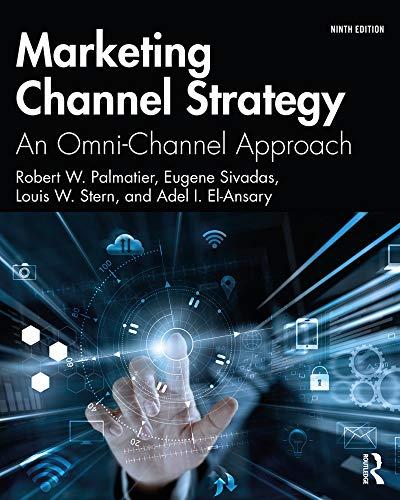 Marketing Channel Strategy: An Omni-Channel Approach (English Edition)