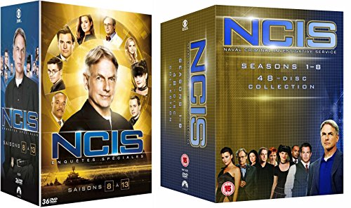 Navy CIS - Seasons 1-13 (60 DVDs)