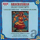 Khatchaturian: Klavierkonzert / Gayaneh / Masquerade - Constantine Orbelian (Klavier)
