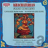 Piano Concerto / Masquerade Suite