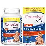 Best Fertility Pills - Conceive Plus Men's Fertility Vitamins – Boost Testosterone Review