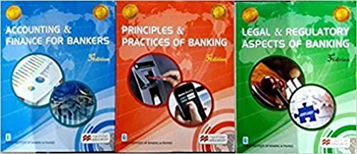 COMBO PACK OF Guide To JAIIB Legal Aspects Principles Of Banking & Accounting 2017 EDITION