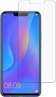(2 Pack) Huawei Nova 3 Screen Protector, Tempered Glass Screen Protector Huawei Nova 3 [High Clear] [ Easy- Installation]