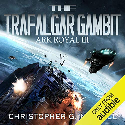 Couverture de The Trafalgar Gambit