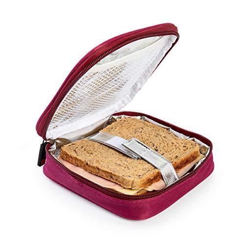 PracticDomus Porta Sandwich Infantil Termoinsulado Iris Barc
