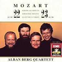 Mozart: String Quartets Nos. 22 & 23 (2004-01-01)