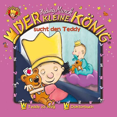 Der kleine König sucht den Teddy Titelbild