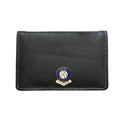 Ross County Football Club Leather Card Holder Wallet