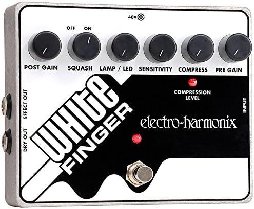 Electro-Harmonix White Finger XO Analog Optical Compressor