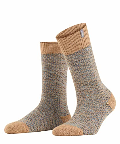 ESPRIT Damen Multicolor Boot W SO Socken, Braun (Camel Hair 5063), 35-38 (UK 2.5-5 Ι US 5-7.5)