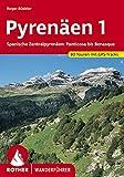 Pyrenäen 1: Spanische Zentralpyrenäen: Panticosa bis Benasque. 80 Touren. Mit GPS-Tracks. (Rother Wanderführer)