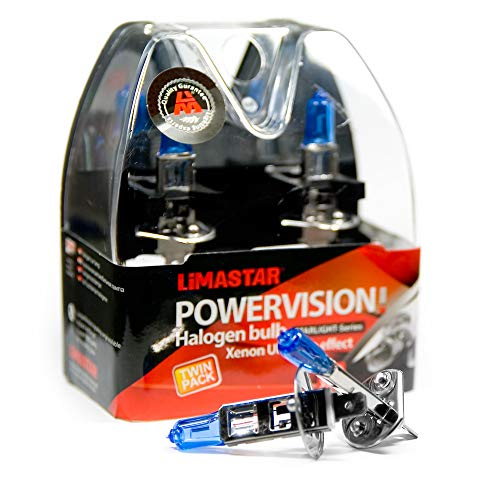 H1-Birne Xenon Look 12v 55w Fernlicht-Lampen P14.5s Sockel Auto Lampe