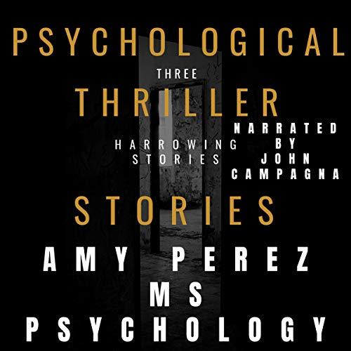 Psychological Thriller Stories Titelbild