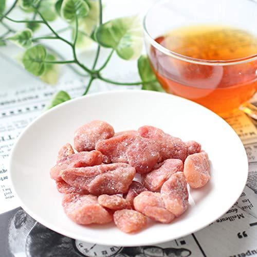 国産ドライフルーツ いちご (102g)