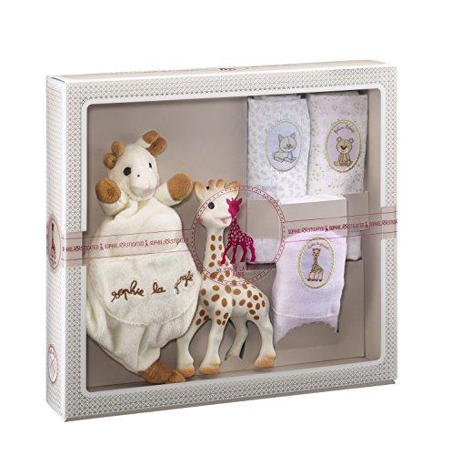 Vulli - Sophiesticated - Sophie la Girafe - Coffret Cadeau Naissance 1+ Ans Taille L