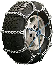 Quality Chain Road Blazer Mud Service Non-Cam 8mm Link Tire Chains (2439HH)
