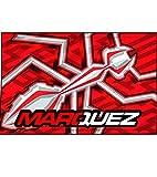 Marc Marquez Flagge Formisch - Offiziell 2019