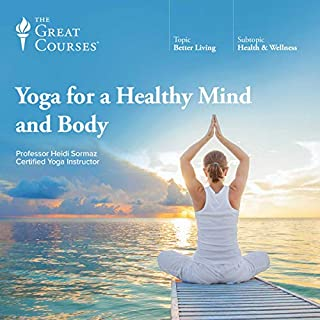 Yoga for a Healthy Mind and Body Titelbild