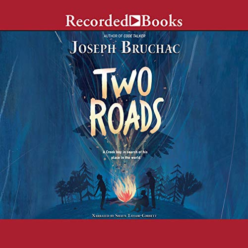 Two Roads audiobook cover art