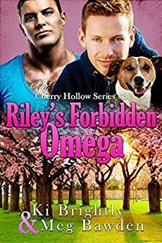 Riley's Forbidden Omega (Cherry Hollow Series  Book 3) by [Ki  Brightly , Meg  Bawden ]