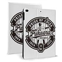 """千葉ロッテマリーンズ 2019 タブレット保護ケース iPad Mini4/5 7.9 インチ iPad Air1/2 9.7 インチ タブレット ドロップショック保護ケース 軽量防塵フル保護ケーススクラッチシェル iPad mini4/5 7.9"""""""