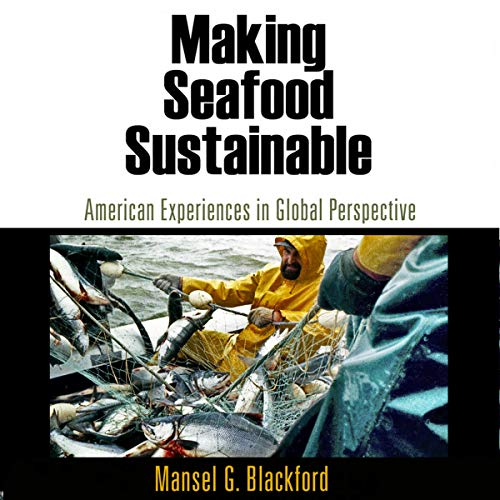 Making Seafood Sustainable cover art