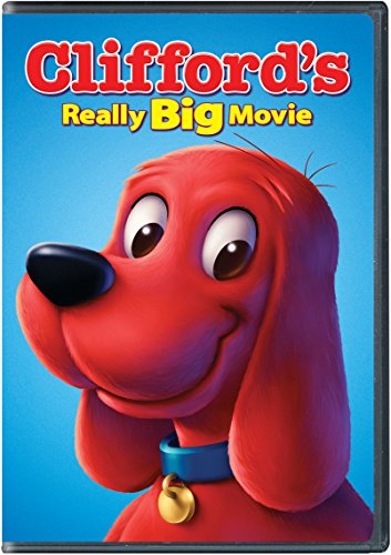 Clifford's Really Big Movie [DVD]