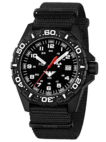 KHS Tactical orologio uomo Reaper KHS.RE.NB