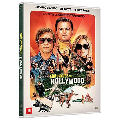 Era Uma Vez em... Hollywood [DVD]
