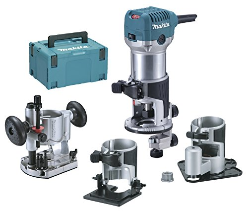 Makita Oberfräse rt0700cx3j...