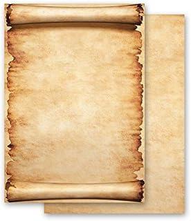 /Lino//50/hojas//DIN A4//150/g de Compensar Papel Papyrus//Pergamino/