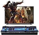 SeeKool Consola de Videojuegos, 3D Pandora X Multijugador Home Arcade Game Console, con 2650 Juegos, Soporte de Tarjeta TF+USB DIS, para PC / Ordenador portátil / PS3/ TV