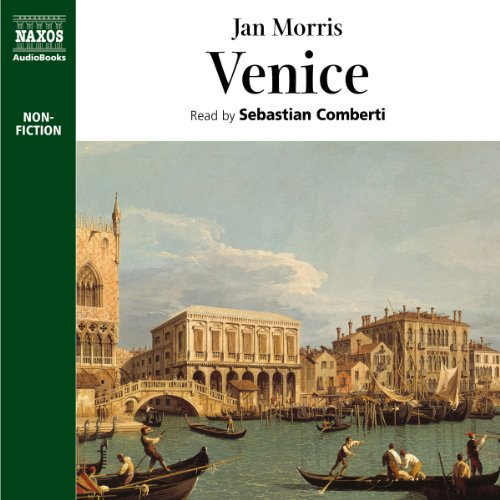 Venice audiobook cover art