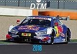 DTM 2018 (Wandkalender 2018 DIN A4 quer): Deutsche Tourenwagen Masters - Motorsport auf hohem Niveau (Monatskalender, 14 Seiten ) (CALVENDO Mobilitaet)