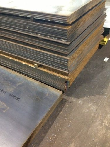Bullseye Metals 11 GA 1/8 Steel Plate 8' x 12' Flat Bar 11...