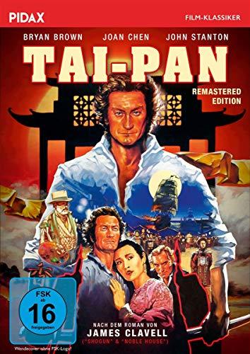 Tai-Pan - Remastered Edition / Abenteuer-Epos nach dem Bestseller von James Clavell (Pidax Film-Klassiker)