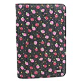 JAVOedge Strawberry Jeans Book Case for Amazon Kindle Fire 7